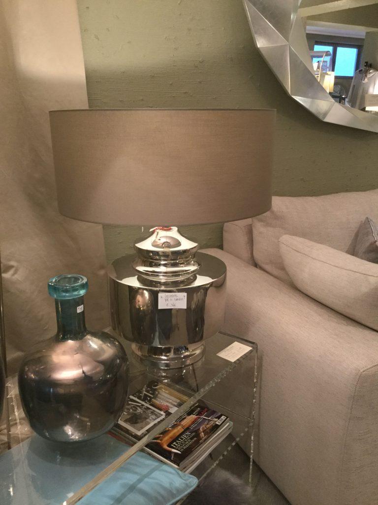Lampe modern