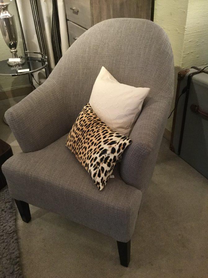 Solitair Sessel hoch und bequem